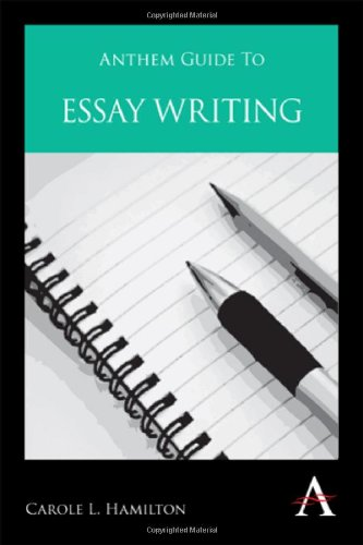 Anthem Guide to Essay Writing (Anthem Learning)