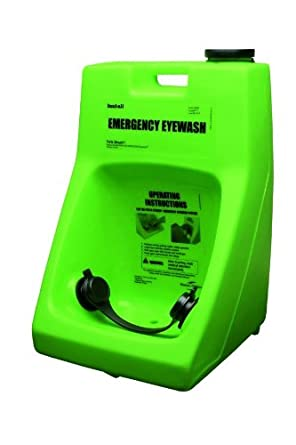Honeywell Fendall Porta Stream I Eyewash Station with 70 oz. Saline