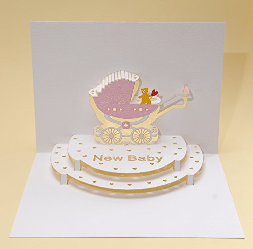 forever-handmade-cards-pop-ups-pop08-new-baby-laser-girl-biglietto-di-auguri-pop-up