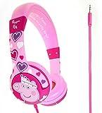 Peppa Pig Peppa Hearts Headphones