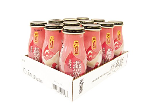 GOLDEN NEST Beverage (LYCHEE, 12 bottles) (Lichi Extract compare prices)