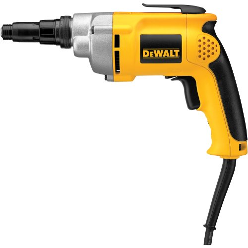 Review Of DEWALT DW268 6.5 Amp Screwdriver
