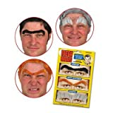 Mega Brows - Fake Eyebrows - Costume Facial Hair