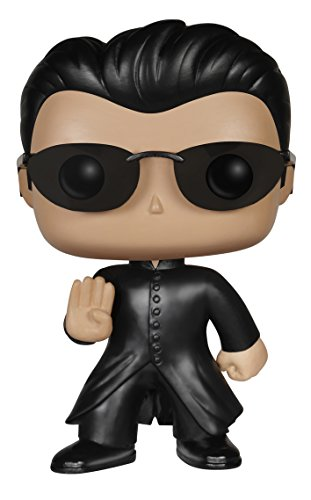 Funko POP Movies: The Matrix - Neo Action Figure - 1