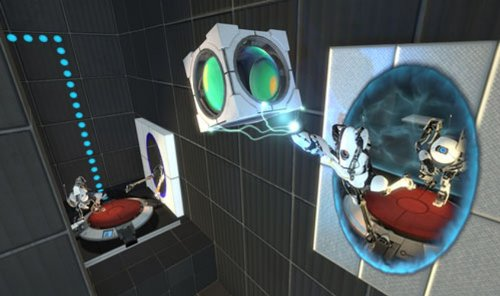 Portal 2 Steam Code screenshot