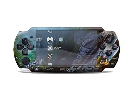 Monster Hunter 2G Protector Skin for Sony PSP 3000 Y117