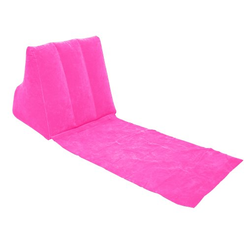 Midasity Ltd Wicked Wedge Inflatable Lounger - Pink