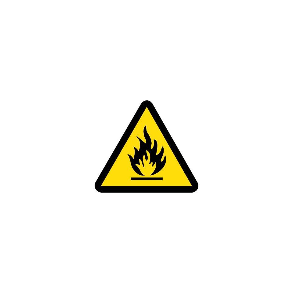 LABELS GRAPHIC FIRE HAZARD