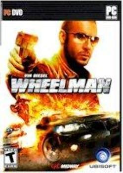 Wheelman - Vin Diesel Sku-Pas1065948