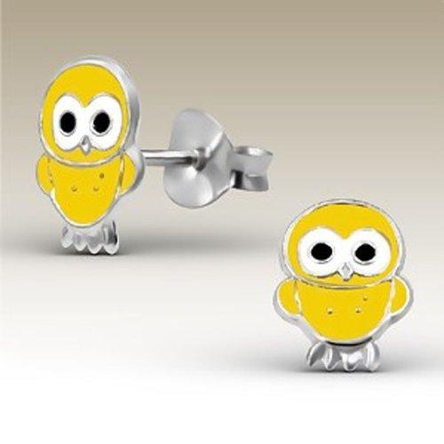 girl-children-silver-earring-yellow-chick-silver-earrings-studs-925-stering-silver-e14170