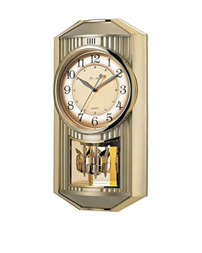Control Brand Melodies In Motion Wall Clock, Gold