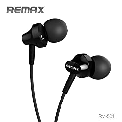 Remax Base D Riven,s Tereo Sound Headphones-Black
