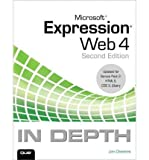 img - for [(Microsoft Expression Web 4 in Depth: Updated for Service Pack 2 - HTML 5, CSS 3, jQuery )] [Author: Jim Cheshire] [Aug-2012] book / textbook / text book
