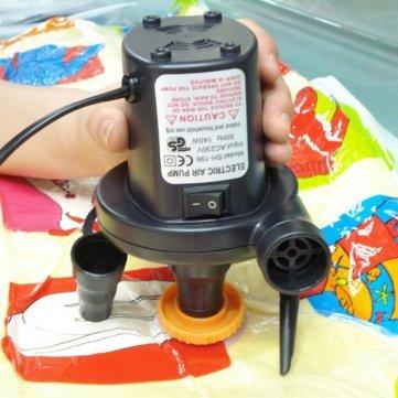 Bheema Multifunctional Vacuum Compressed Bag Electric Air Pump Compressor