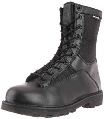 Bates Men's Defender 8 Inch Zip Boot