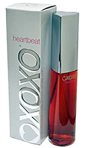 Xoxo Heartbeat By Victory International For Women. Eau De Parfum Spray 3.4 Ounces