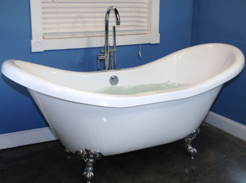 Whirlpool Jetted Bathtub-72