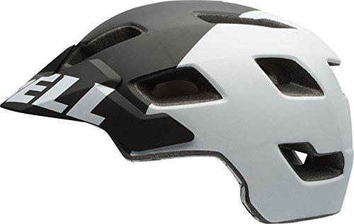 Bell-Stoker-Helmet-Matte-BlackWhite-Aggression-L