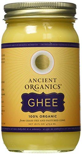 100% オーガニックギー(Ghee)バター, 16oz(海外直送品)