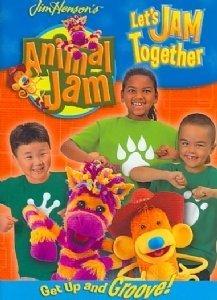 Animal Jam Tv Show