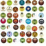 12 K Cups - 12 Flavors - Great Sampler Variety Pack - Gloria Jean's / Tully / Cafe Escapes / Starbucks / Green Mountain