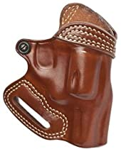 Galco SOB Small Of Back Holster for 1911 3-Inch Colt, Kimber, Para, Springfield (Tan, Right-hand)