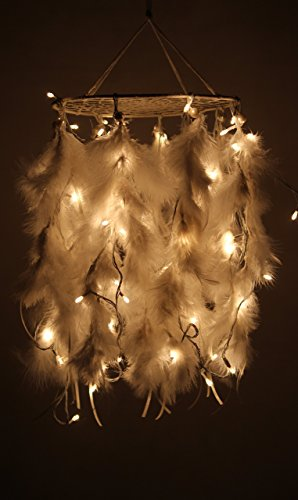 Daedal dream catchers - Warm White Lights Standard