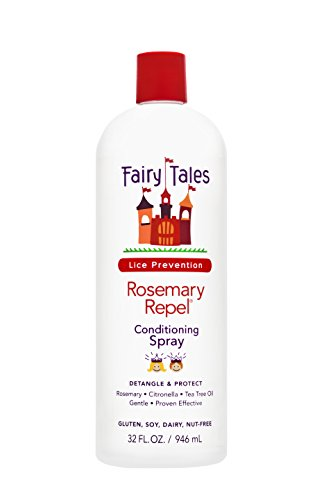 Fairy Tales Rosemary Repel Leave in Conditioning Spray Refill, 32 fl. oz. (Fairy Tales Rosemary Spray compare prices)