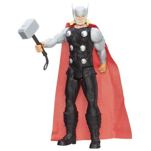 Thor Marvel The Dark World Titan Hero Series Action Figure, 12-Inch