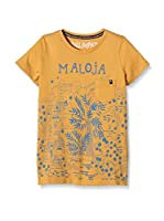 Maloja Camiseta Manga Corta Rabial (Mostaza)