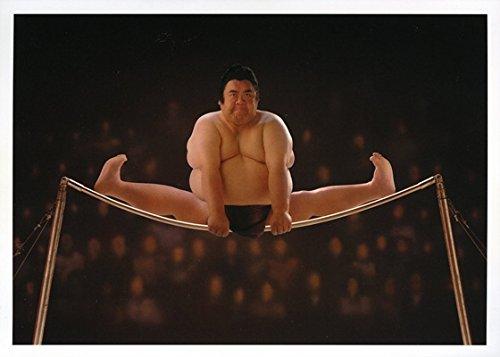 sumo-gymnast-birthday-greeting-card