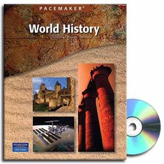 Dss Pacemaker World History Revised (Classroom Set) front-1035395