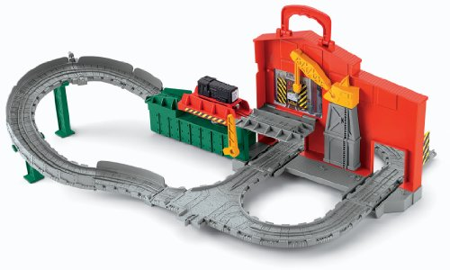 Thomas and Friends Take-n-Play Diesel Steamworks