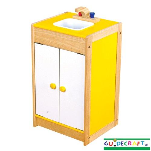 Guidecraft Color Bright Kitchen Sink