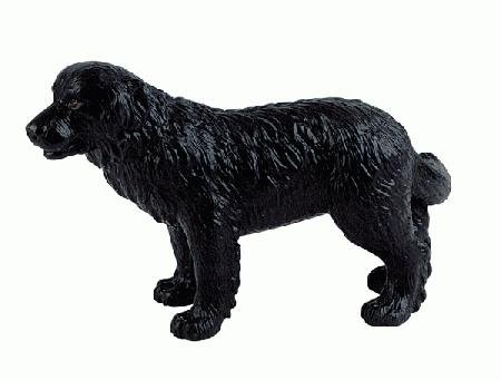 Bullyland Newfoundland Black Dog