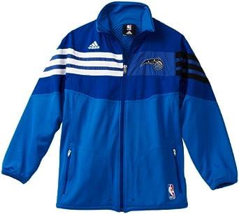 NBA Orlando Magic On Court Full Zip Jacket - R289Nvmg Youth by adidas