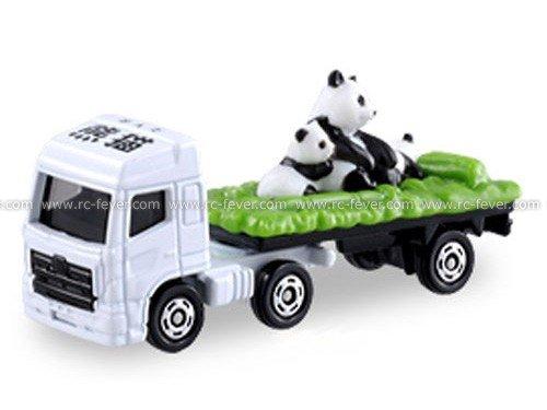 TOMY TOMICA No. 3 Animal Transporter - 1