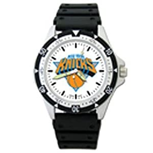 NSNSW22625Q-Mens New York Knicks Options Sports Watch W  Logo by NBA Officially Licensed
