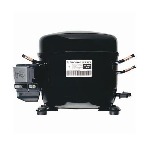Embraco FFI12HBX1 Replacement Refrigeration Compressor 1/3 HP R-134A R134A 115 Volt (Refrigerator Motor Compressor compare prices)
