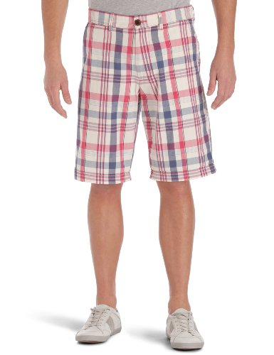 Tommy Hilfiger Sasha Chino Men's Shorts Mars Red W28 IN
