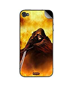 indiaspride SKIN STICKER FOR APPLE I PHONE 5s
