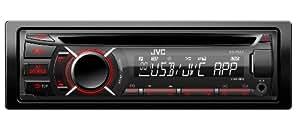 JVC KD-R441 Autoradios 200 W En Façade