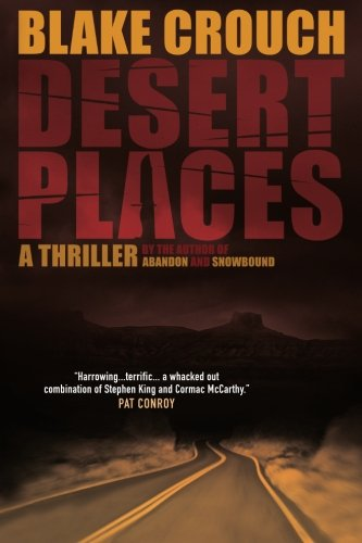 Desert Places: A Novel of Terror (Locked Doors compare prices)