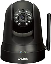 D-Link Wireless Pan & Tilt Day/Night Network Surveillance Camera with mydlink-Enabled (DCS-5009L)