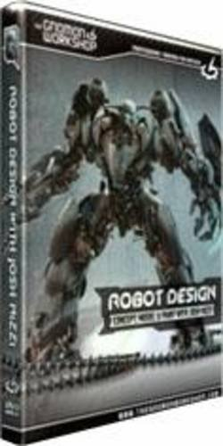 Robot Design with Josh Nizzi: Concept, Model and Paint