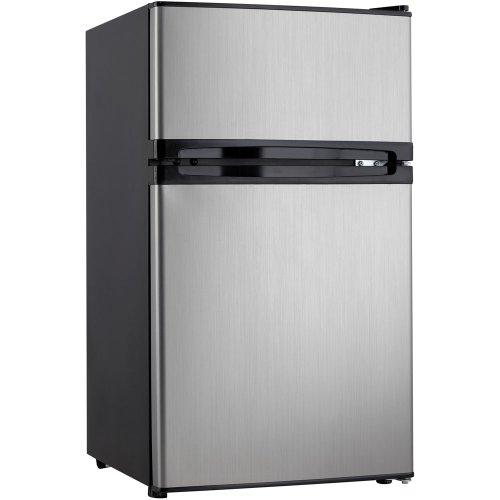 danby designer 3 0 two door compact refrigerator