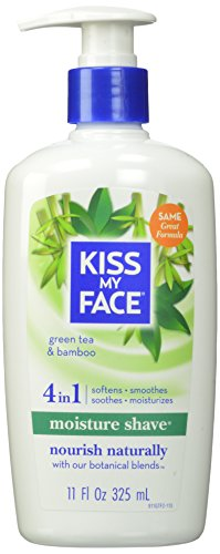 kiss-my-face-green-tea-bamboo-moisture-shave-paraben-free-vegan-325ml-by-kiss-my-face
