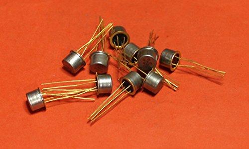 Transistors silicon 2P302A (KP302A) analogue UC714, 2N3791 USSR 3 pcs
