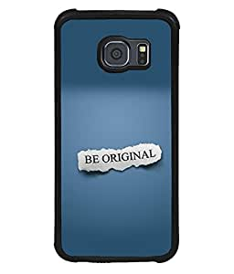 printtech Cool Quotes Back Case Cover for Samsung Galaxy S6::Samsung Galaxy S6 G920