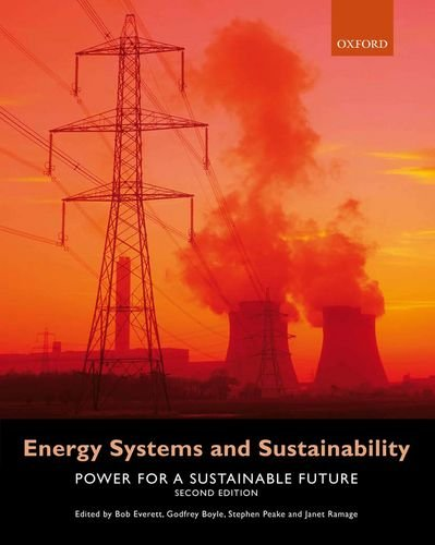 Energy Systems and Sustainability: Power for